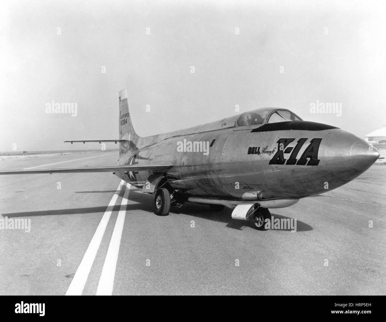 Premier avion supersonique, Bell X-1, 1947 Banque D'Images