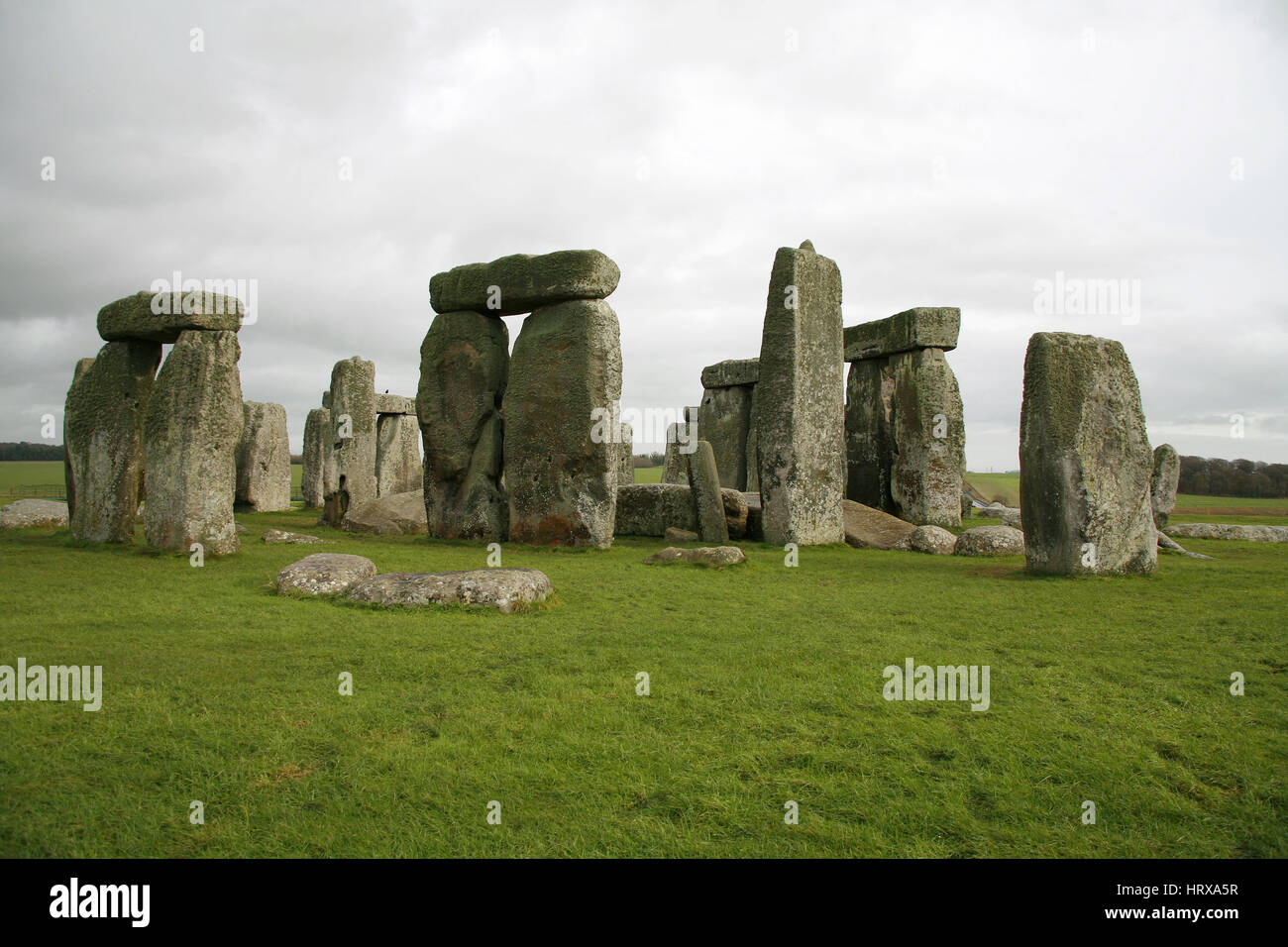 Stonehenge, UK Photo Stock