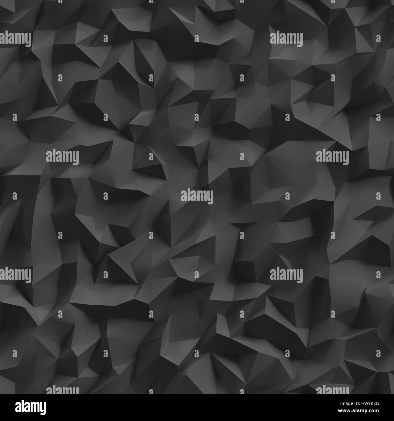 Poly Bas Fond Noir Neutre La Texture Numerique Polygonal Minimaliste Lelement De Conception Graphique Pour Affiche Decorative Carte Visite