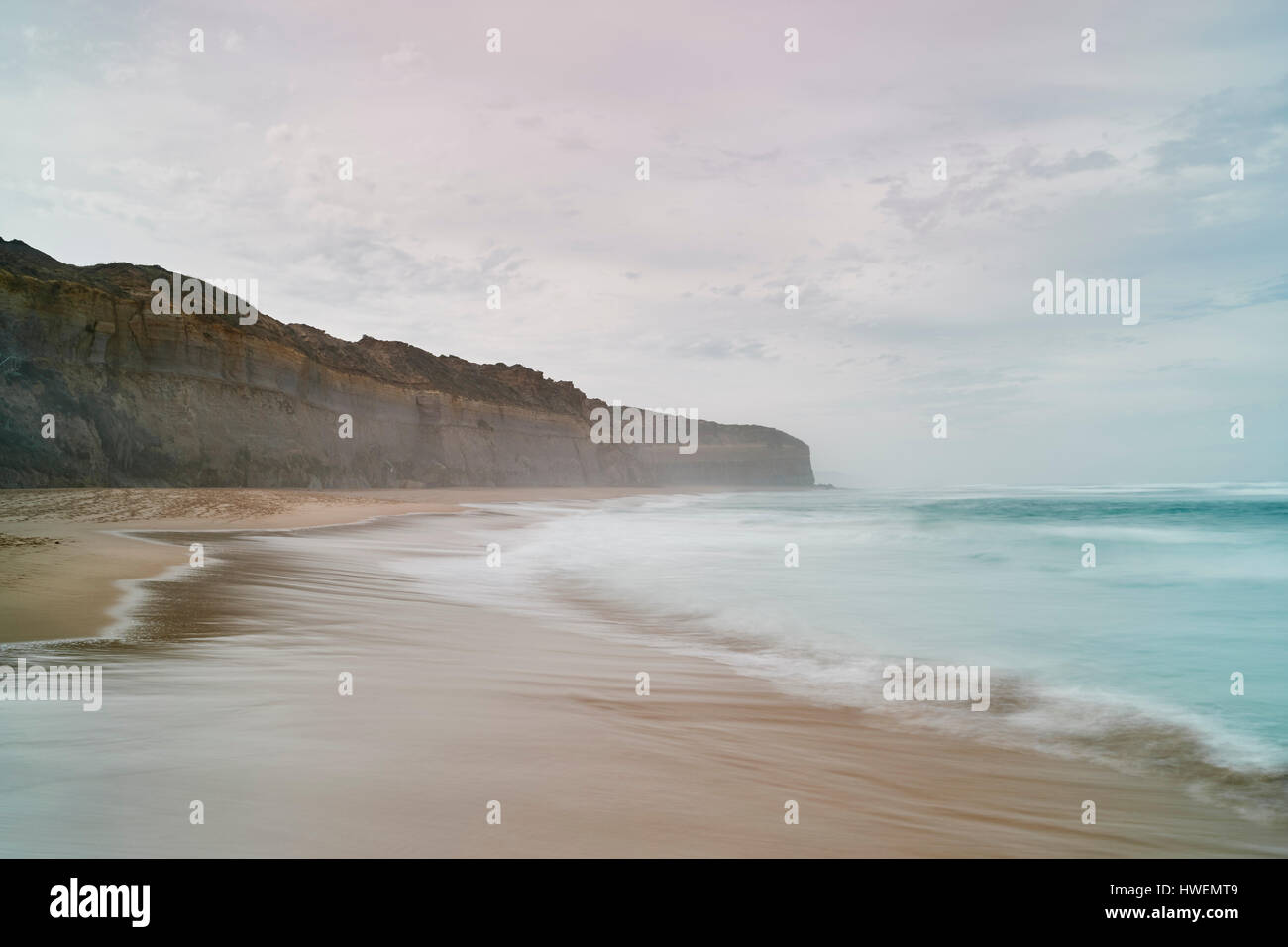Port Campbell National Park, Princetown, Victoria, Australie Photo Stock