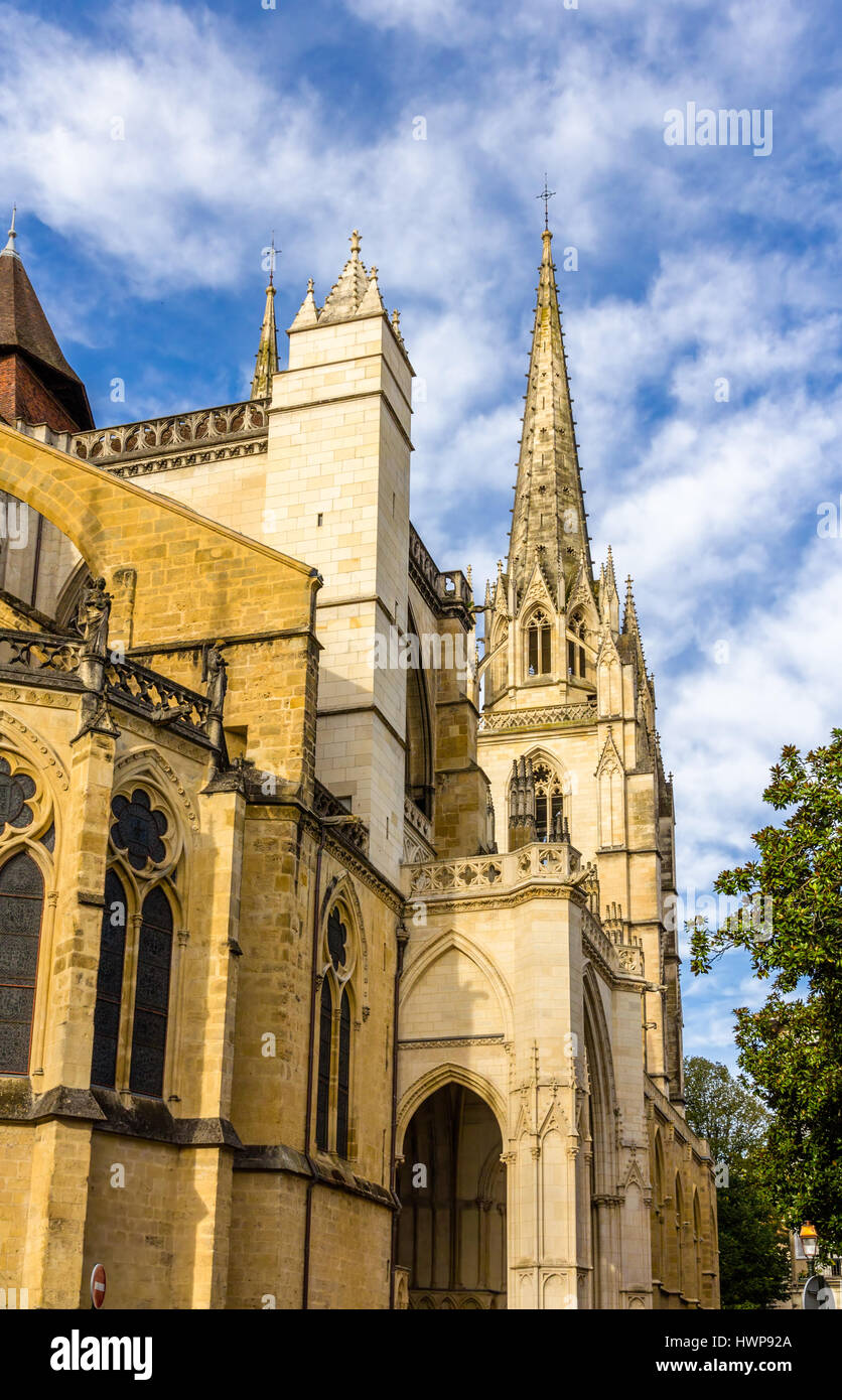 Cathédrale Sainte-Marie de Bayonne - France, Aquitaine Banque D'Images