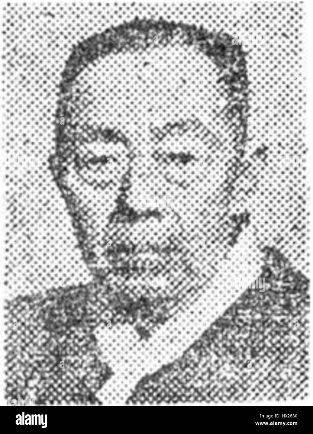 Kim Kyu sik en 194701 Photo Stock