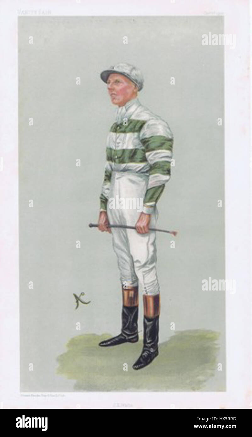 John Watts Vanity Fair 1903 10 01 Banque D'Images