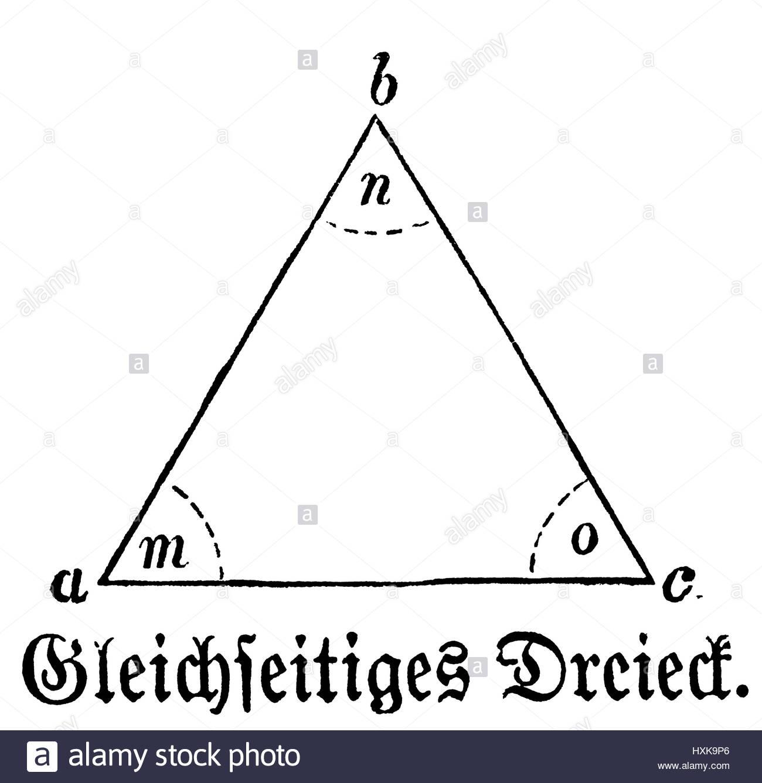 Atemberaubend Ungleichseitiges Dreieck Anatomie Ideen - Anatomie ...