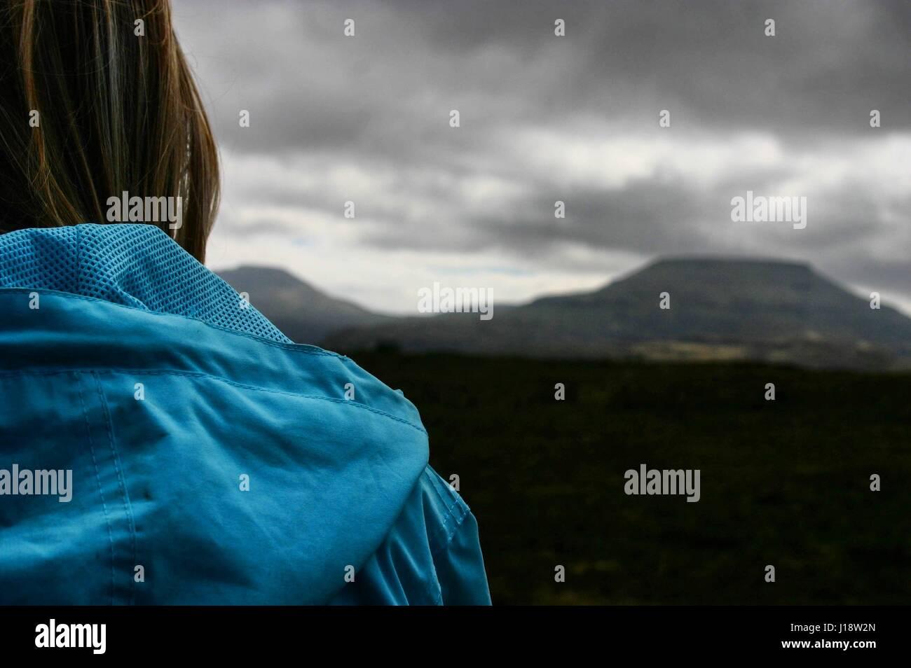 Skye Morne. Photo Stock