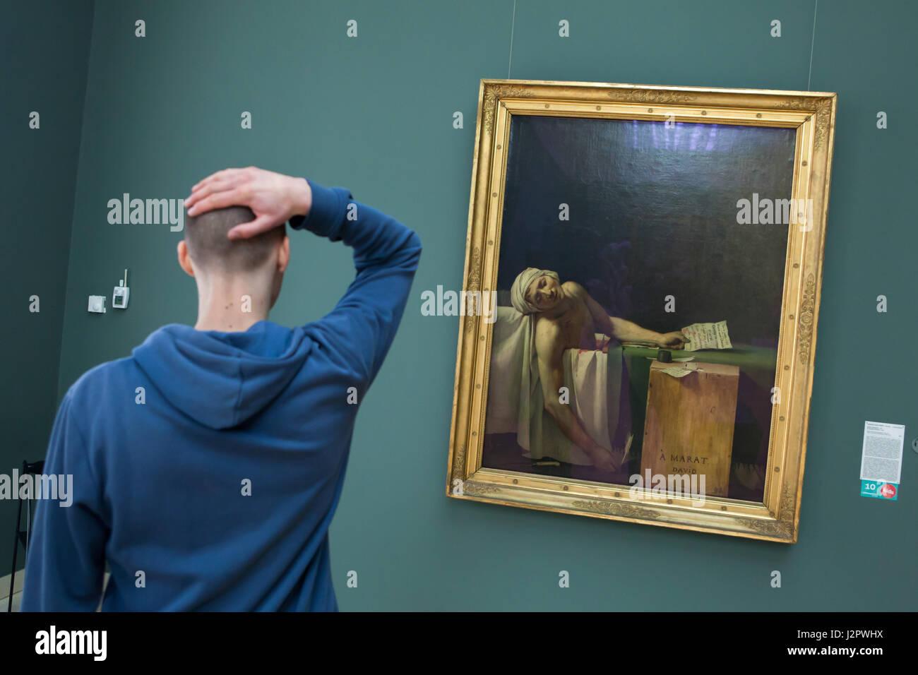 Jean Louis David Photos Jean Louis David Images Alamy