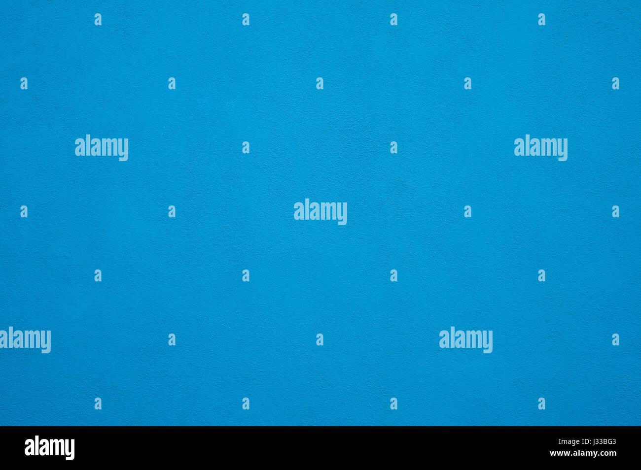 Grand fond faite avec une texture d'un mur bleu Banque D'Images