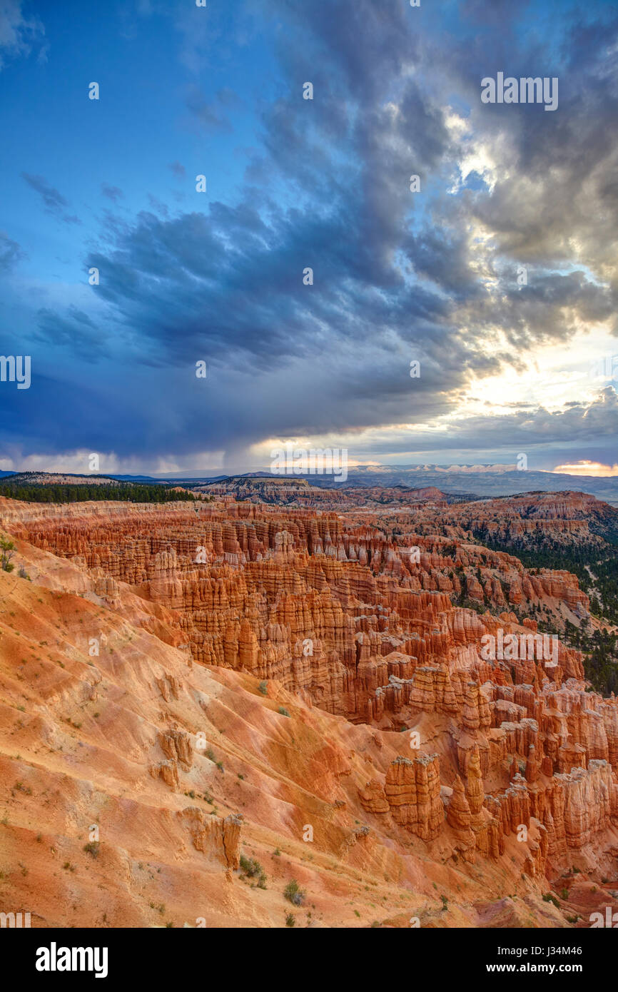 Bryce Canyon, Utah, United States Photo Stock