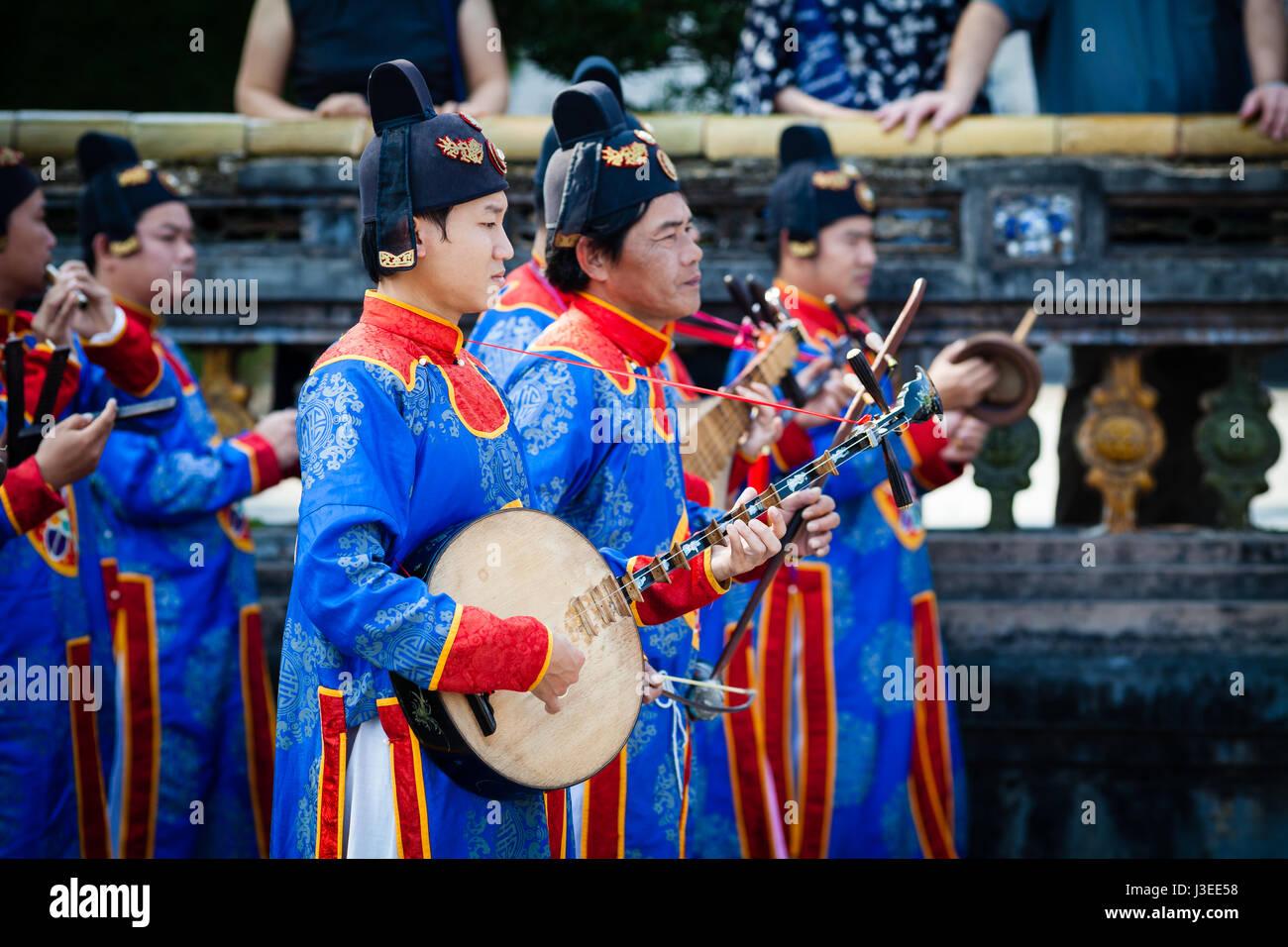Musique Vietnamienne