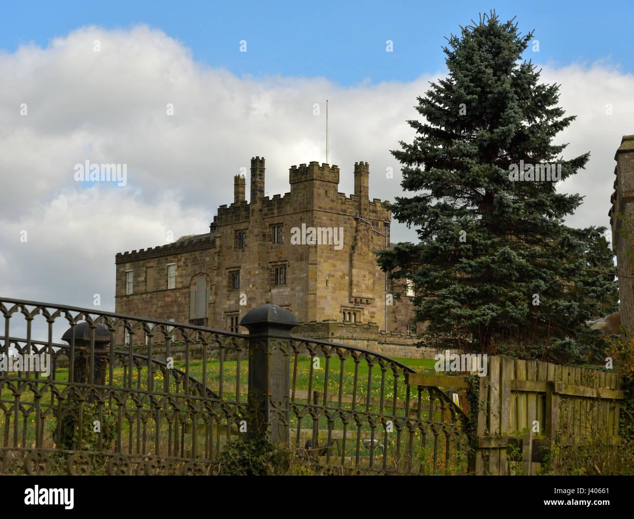 Ripley Castle Banque D'Images