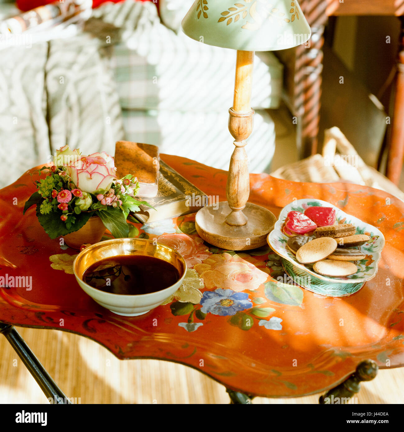 Vintage Table Decor Interiors Retro Photos Vintage Table Decor