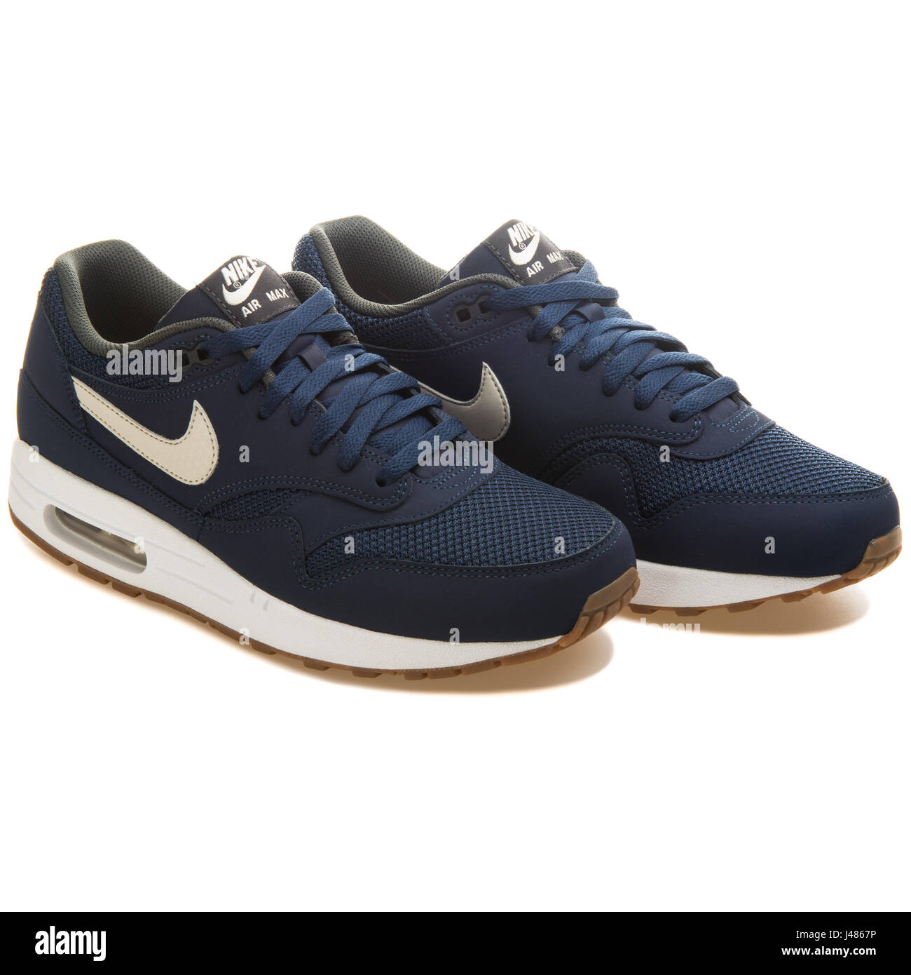 Nike Air Max 1 Essential 537383 401 Banque D'Images, Photo