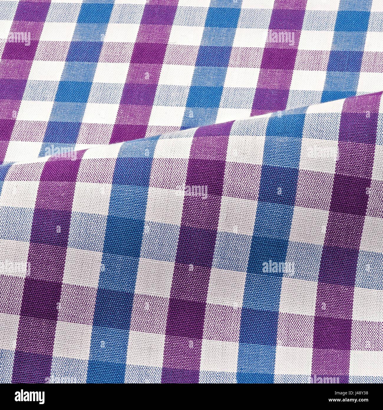 Échantillons de tissu texture background close-up macro photographie Banque D'Images