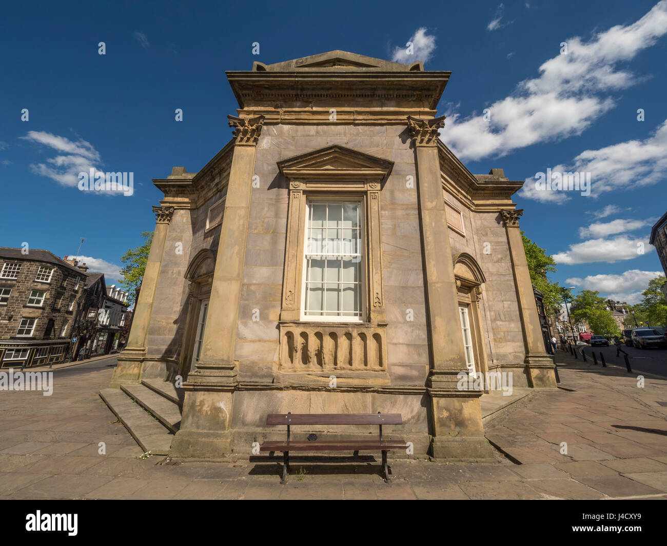 Le Royal Pump Room Museum, Harrogate, Royaume-Uni. Photo Stock