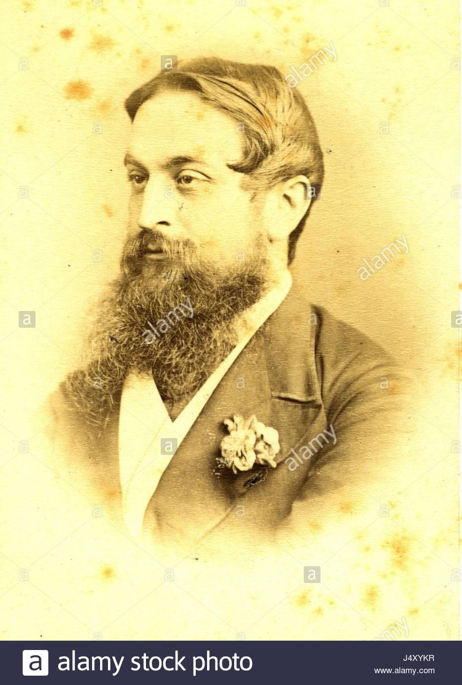 Thomas Tom Hood Jr 1835 1874 Fils Du Plus Celebre