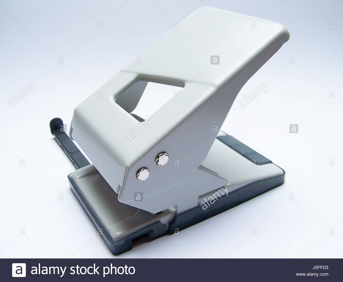 Fournitures de bureau en métal de loutil de perforation des trous