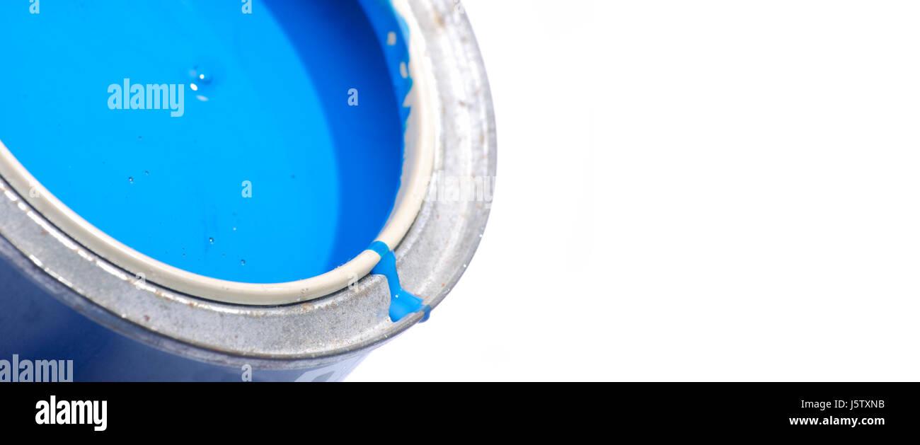 Couleur Bleu Peinture Couleur Tain Doze Flux Color Superbe Banque
