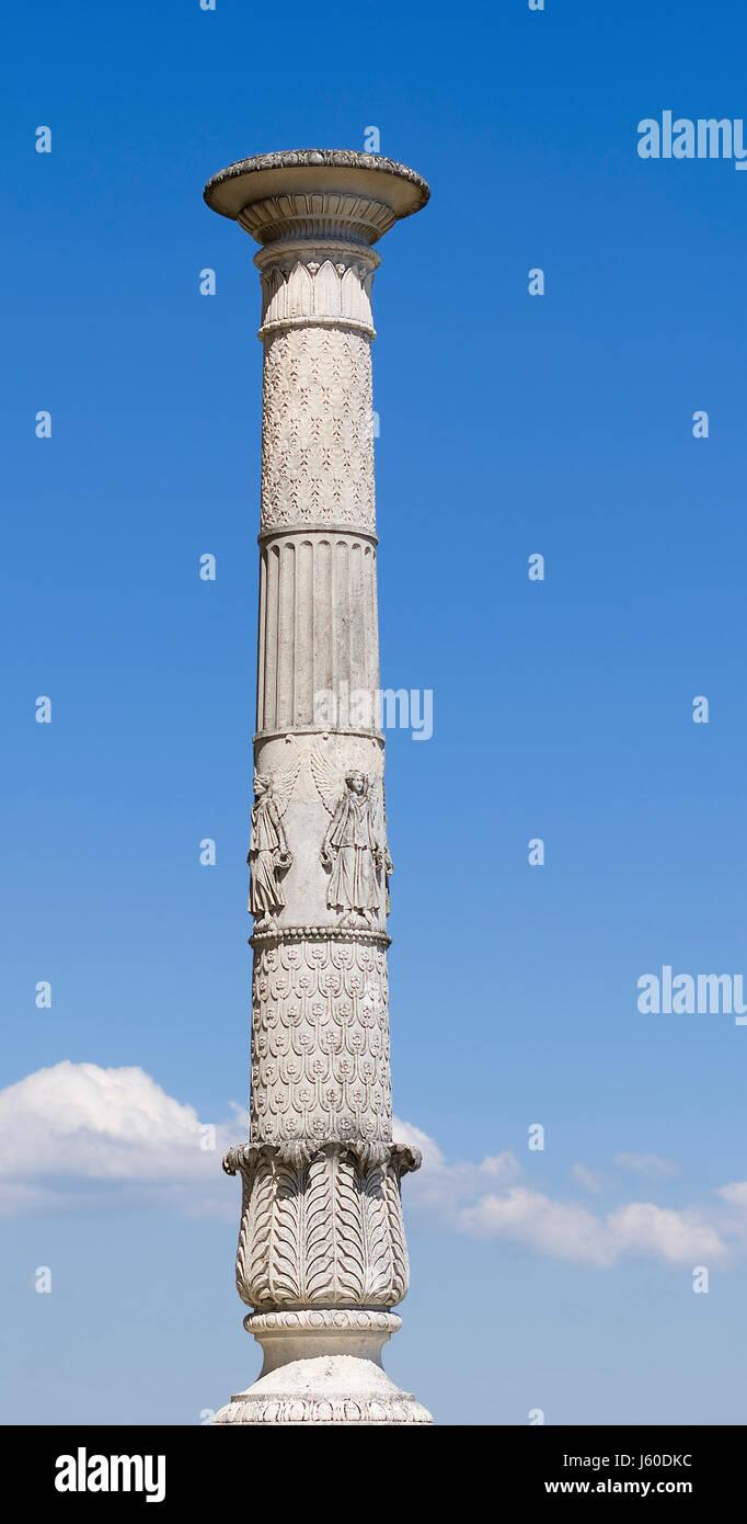 Messenger de l'antiquité Photo Stock