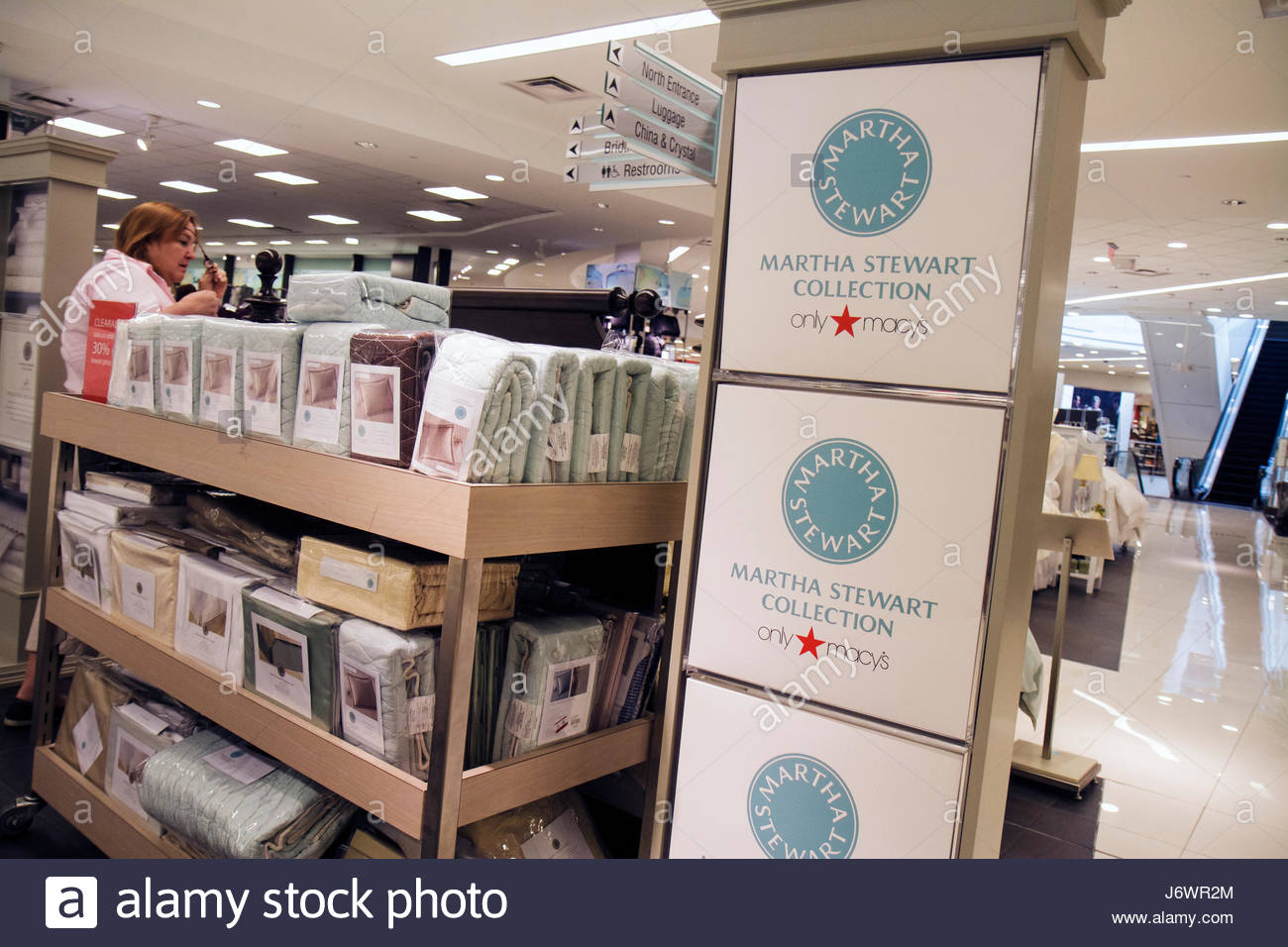 Bed Display In Store Photos Bed Display In Store Images Alamy
