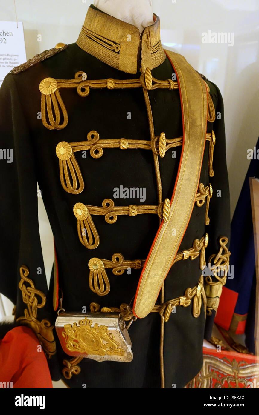 Brunswick Hongrois Hussard Hussars Attila Le Regiment Nr veste g8pnOIq