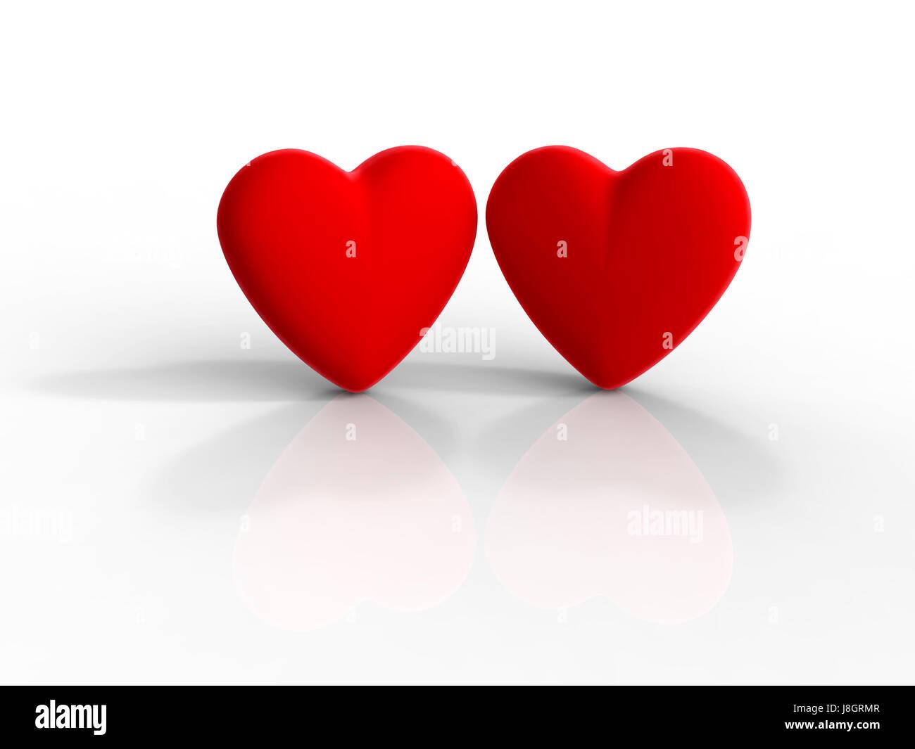 Coeur amour amoureux tomb en amour la saint valentin coeur pictogramme symbole banque d - Coeur d amoureux ...