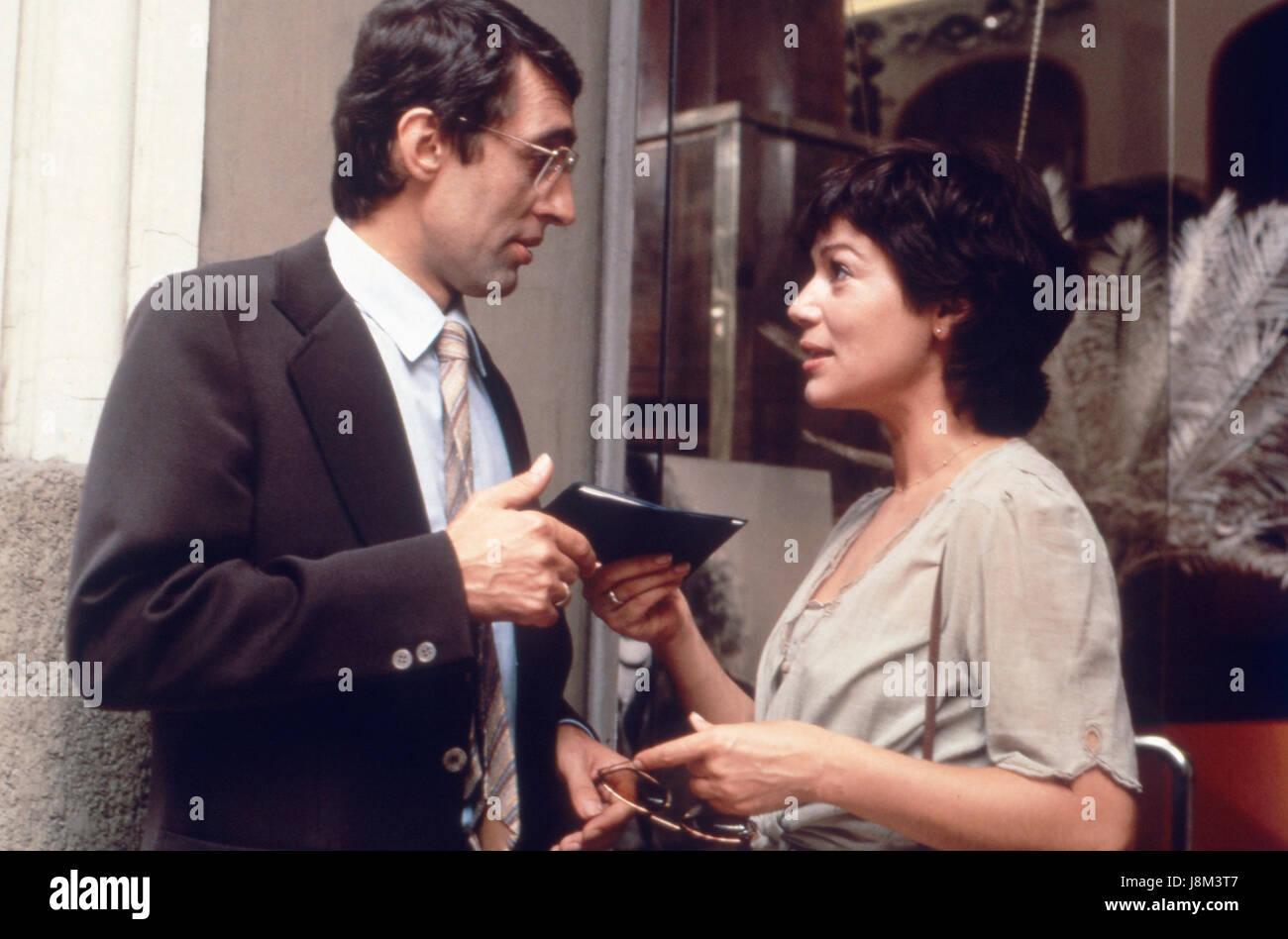 Wer Hat Den Schaden Kinofilm Deutschland 1981 Regie Dieter Wedel Acteurs Felix Von Manteuffel Hannelore Elsner Jorg Pleva Photo Stock Alamy