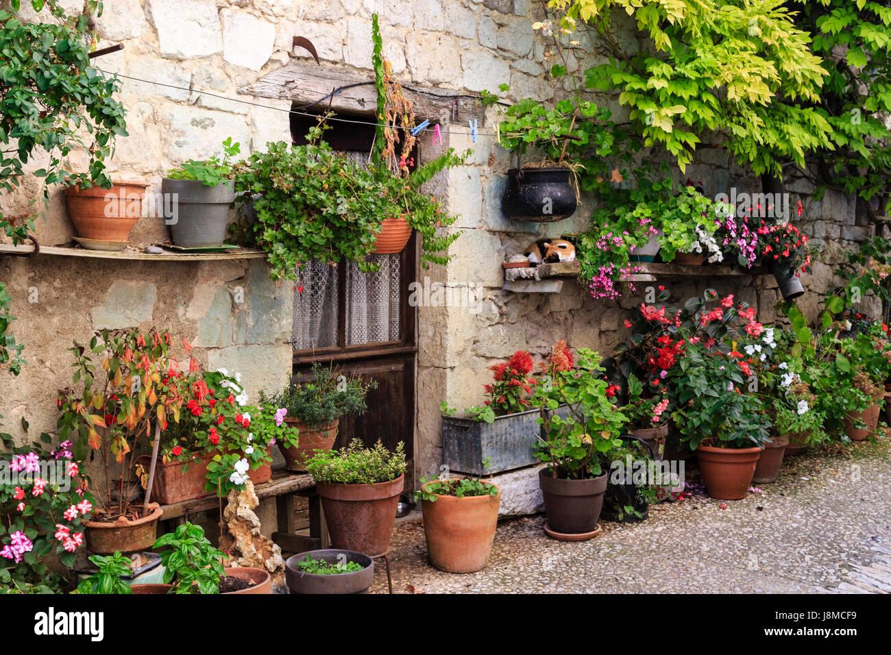 France lot et garonne pujols étiqueté les plus beaux villages de france