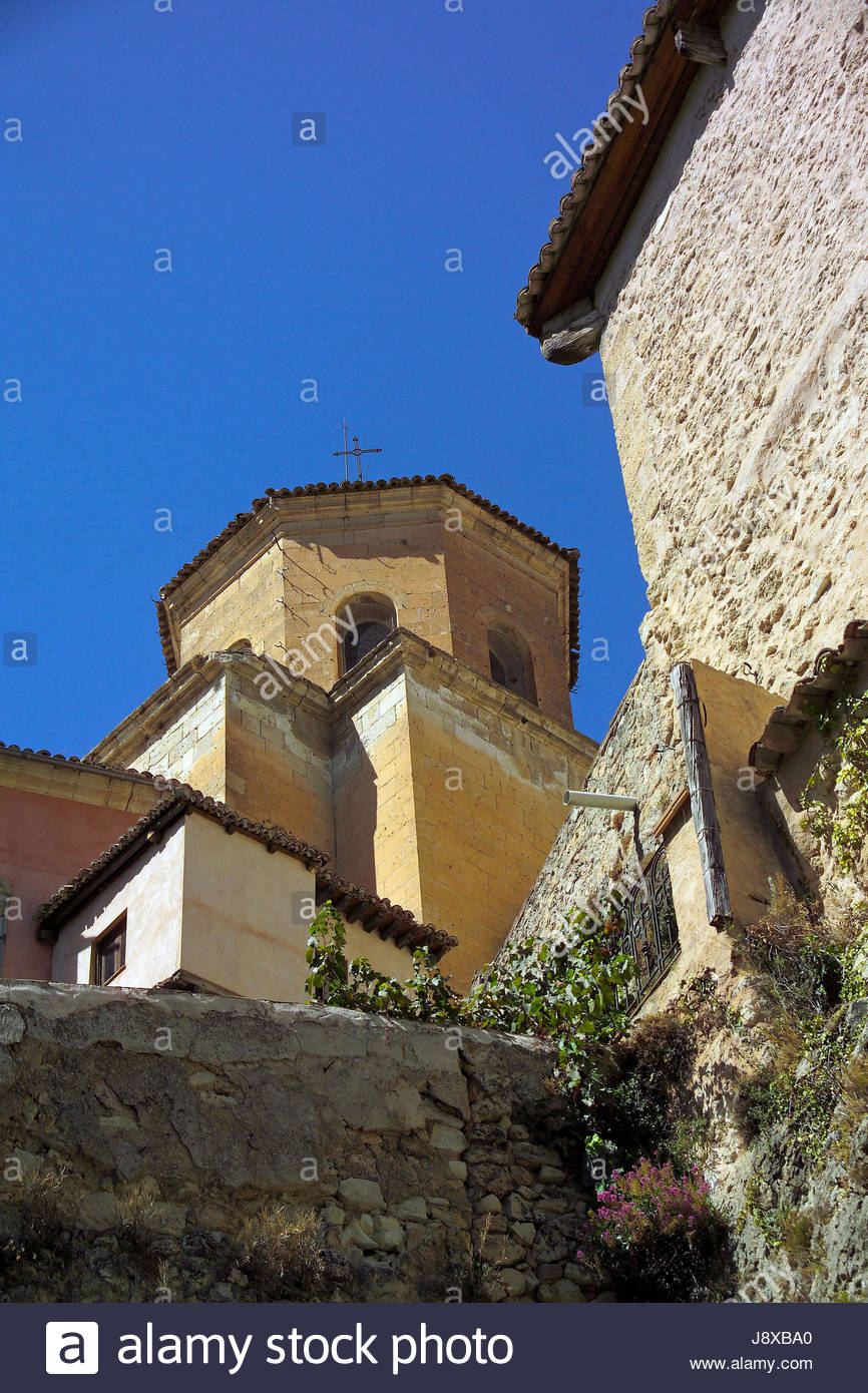 ambiance cuenca Photo Stock