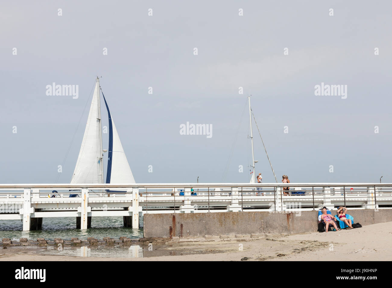 promenade bateau nieuwpoort