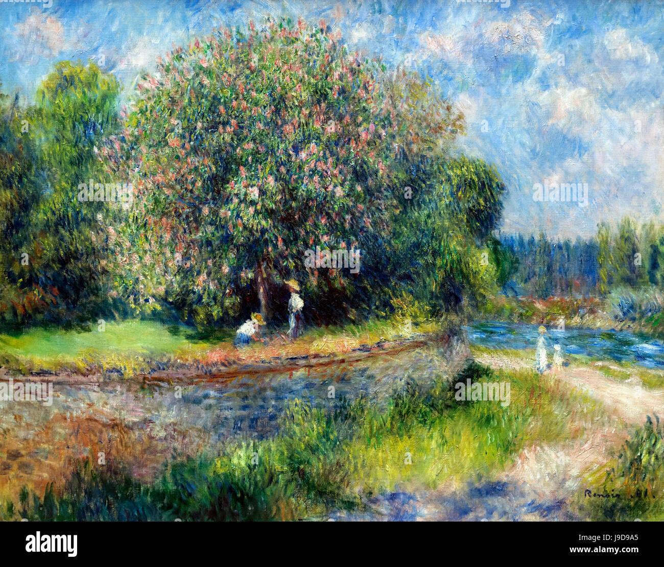 Peinture Renoir Banque D Image Et Photos Alamy