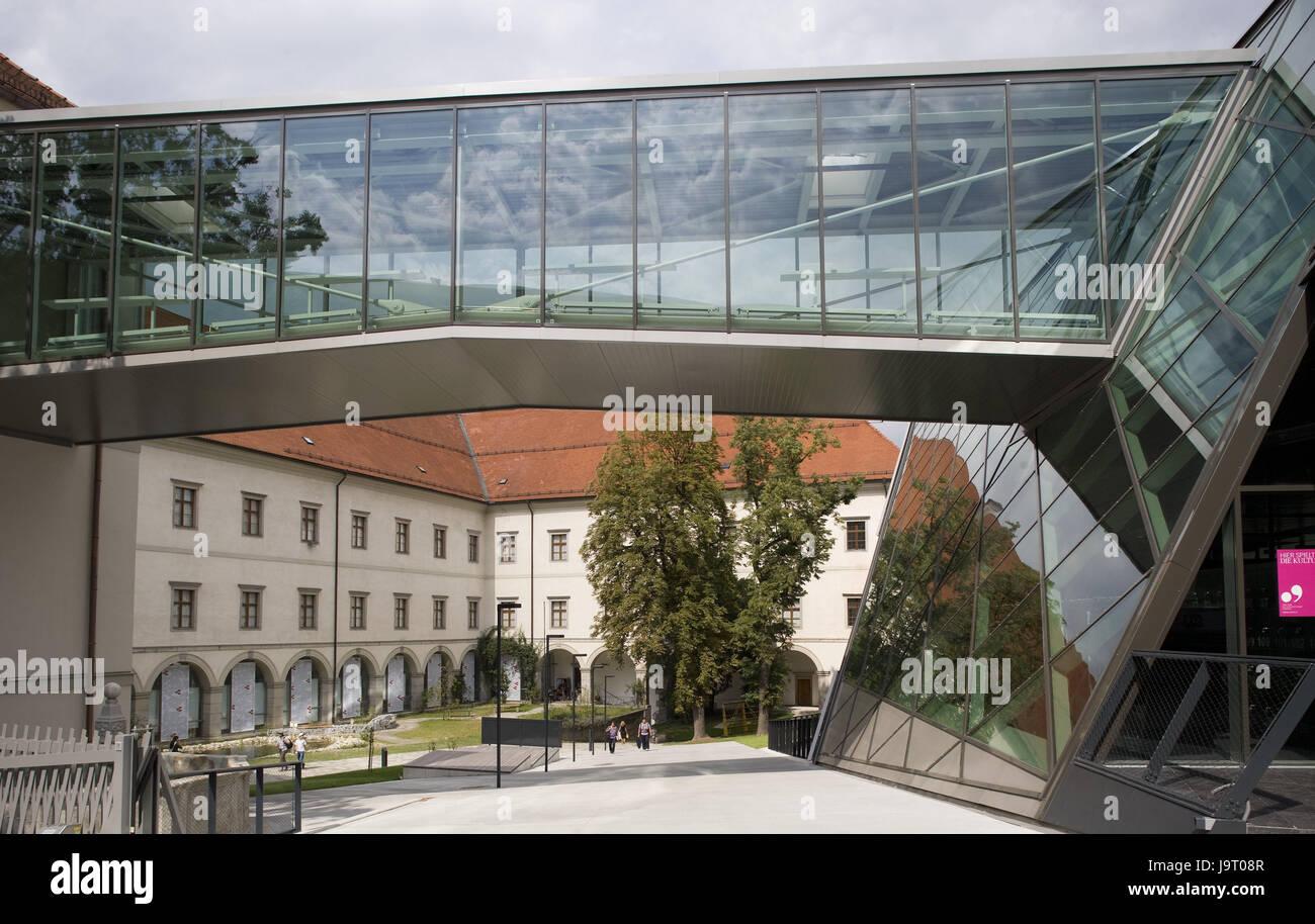L\'Autriche, Haute Autriche Linz,musée,serrure,montagne,capitale de l ...