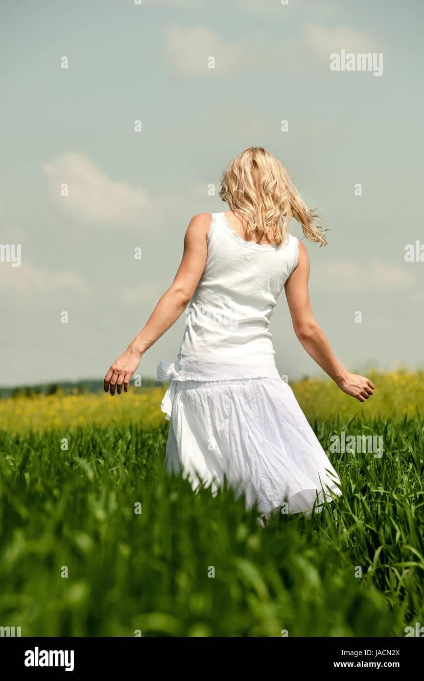 Erfolg, Glück, Glücksgefühl, Fliegen, Frei, radios, Freiheit, Jubel, Euphorie, Begeisterung, Enthusiasmus, Photo Stock