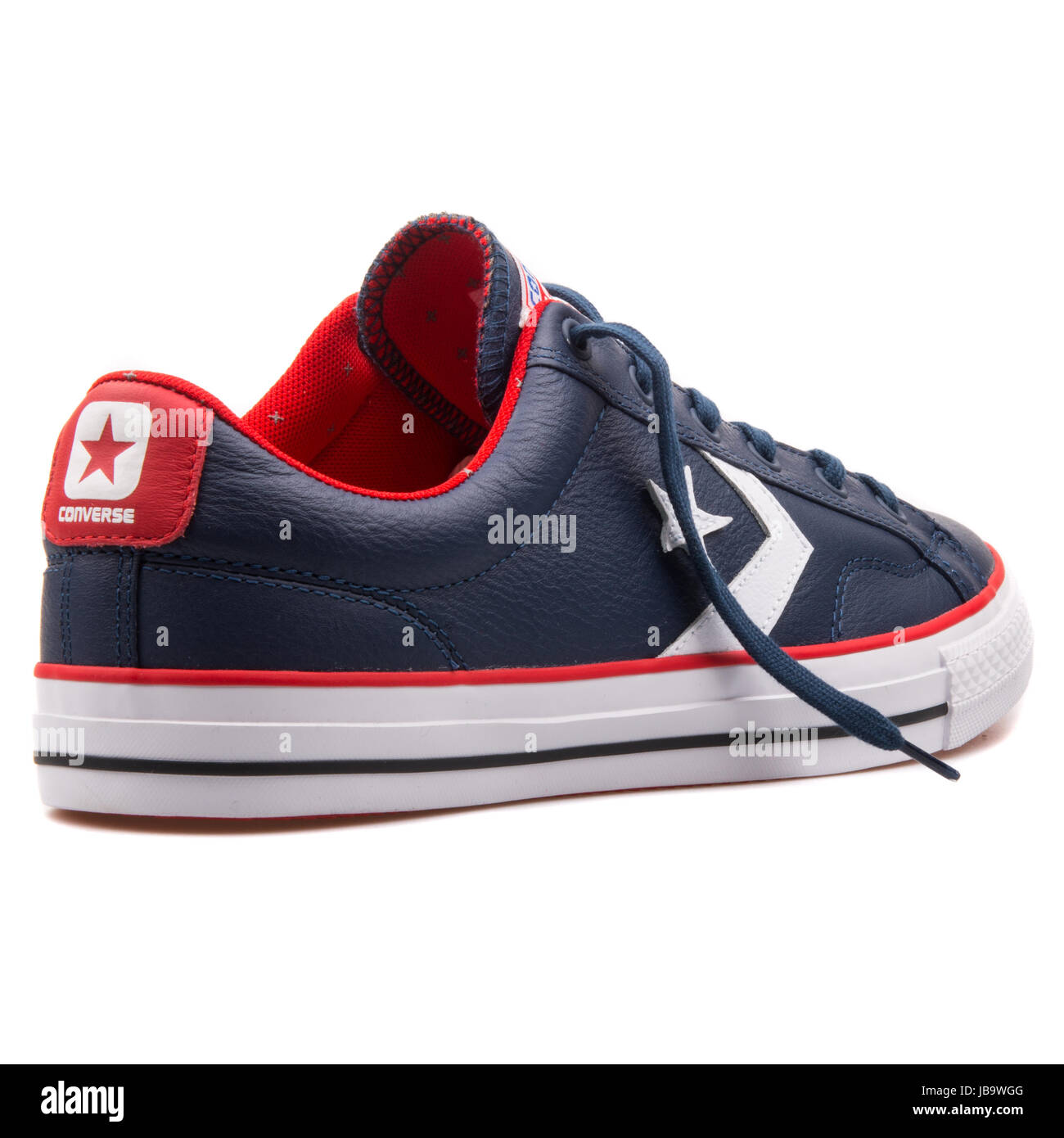 827bffb0849d Converse Chuck Taylor All Star OX rouge et bleu nuit Chaussures unisexe -  149772C