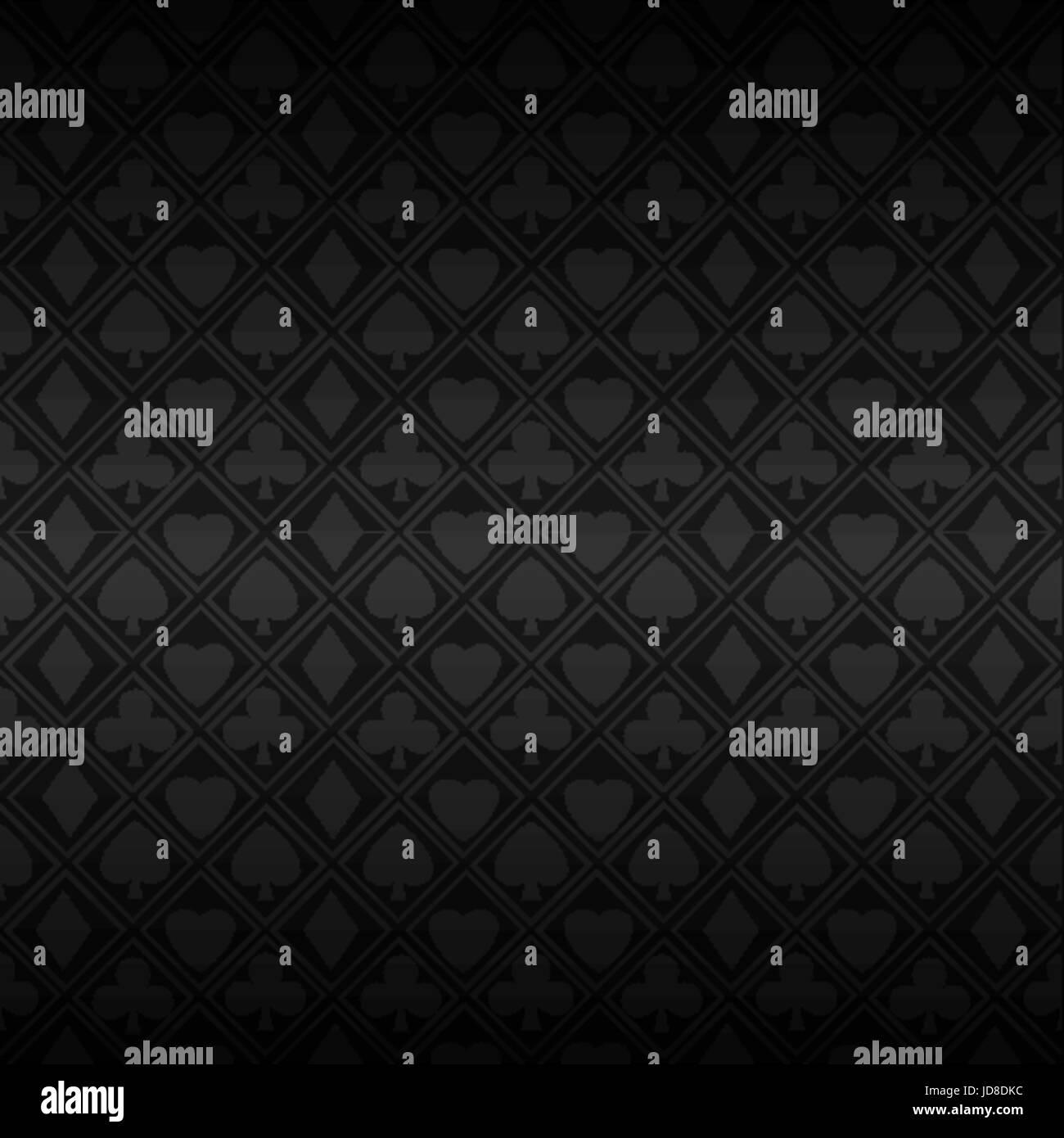 Modèle symbole de la carte Photo Stock