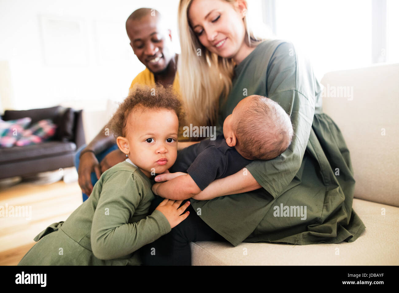 Interracial rencontres famille raciste
