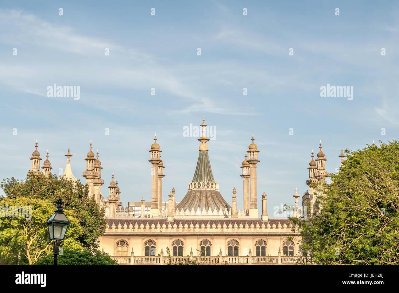 Brighton Pavilion Banque D'Images