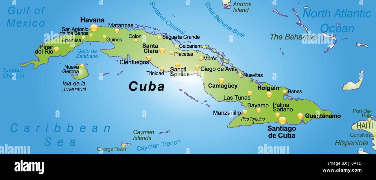 Atlas, carte, carte du monde, carte, border, carte, Cuba, synopsis, frontières Vecteurs Et ...