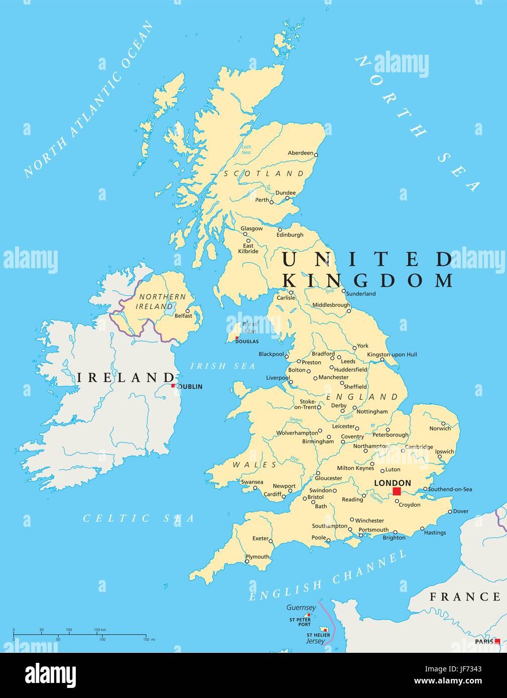 Carte Londres Angleterre.Londres Angleterre Irlande Grande Bretagne Carte Atlas
