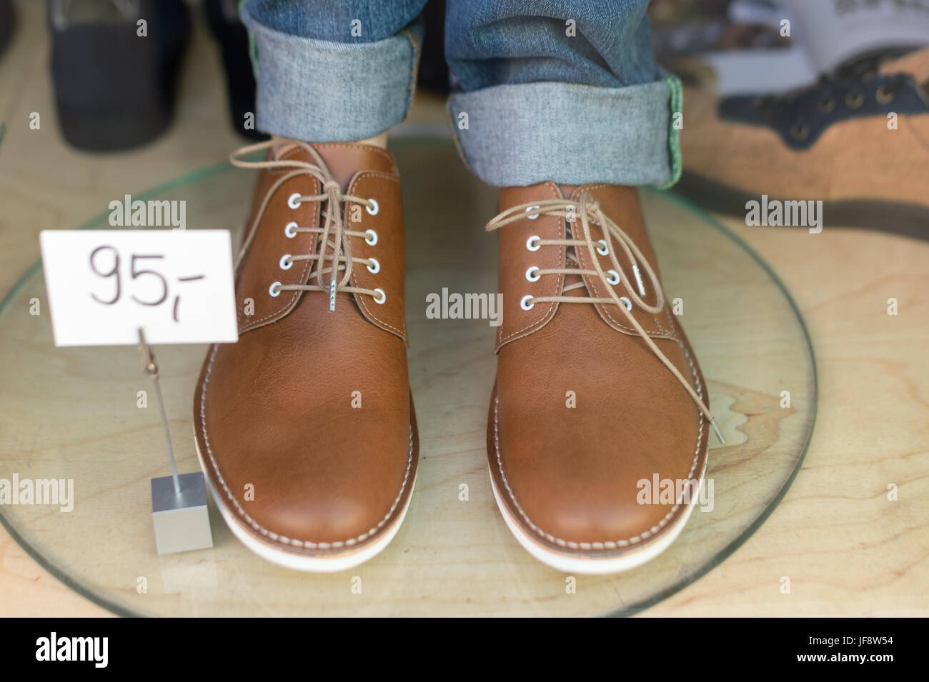 cd797ae37a9 Leather Shoes Germany Photos & Leather Shoes Germany Images - Alamy