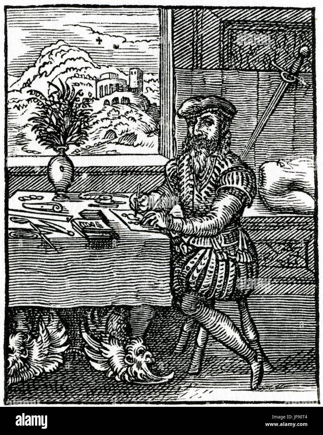 Der Reisser Le Dessinateur Panoplia Omnium Illiberalium
