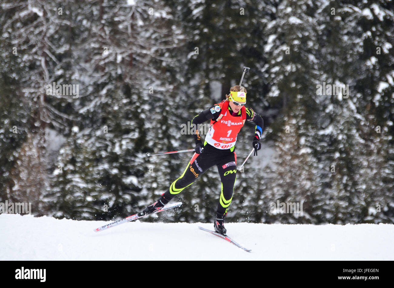 Anais photos anais images alamy - Coupe du monde de ski de fond ...