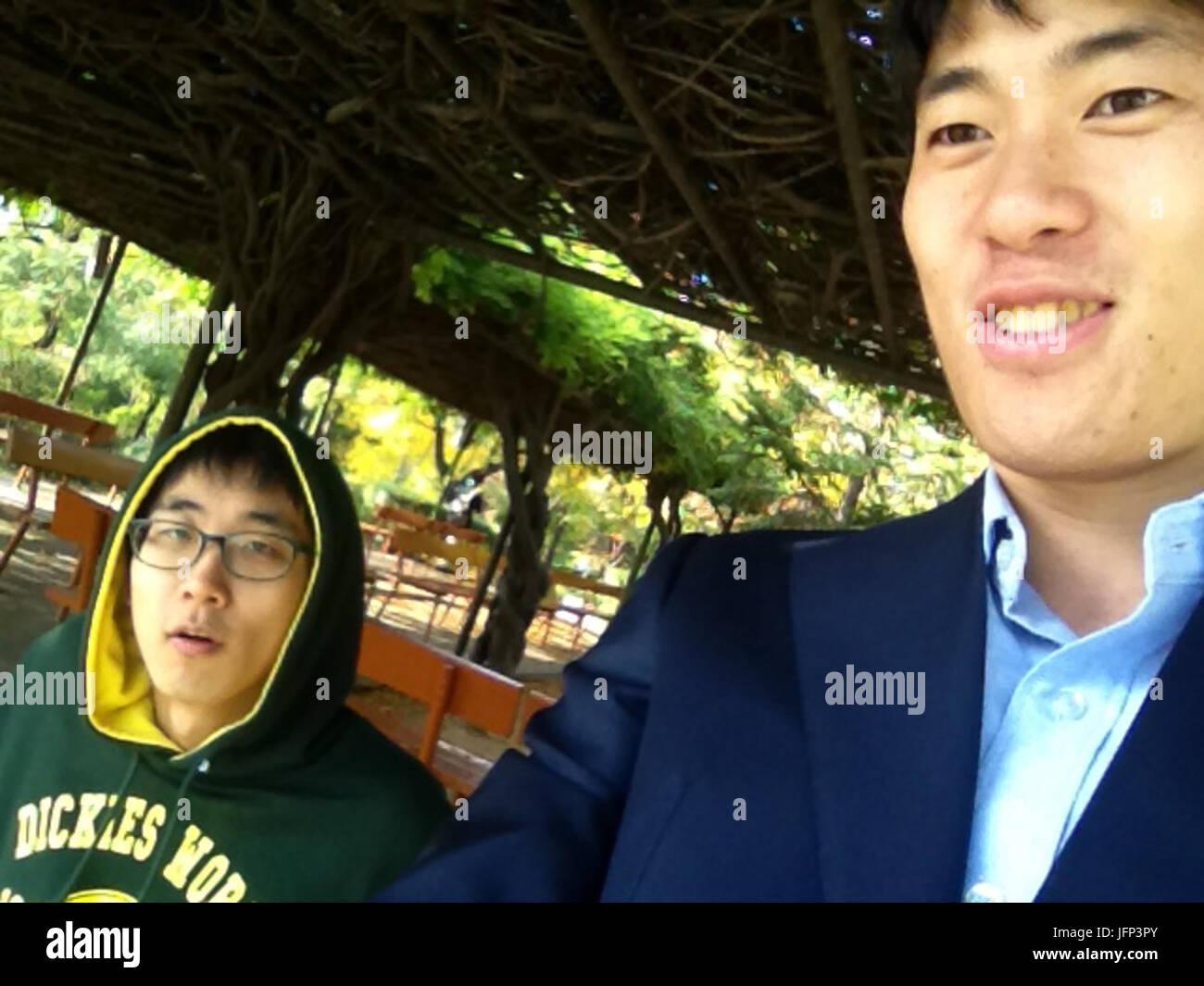 2012-10-28 15.14.47-2 BCE59BCAPI491EBAAA8 Choe Kwangmo s iPhone Photo Stock
