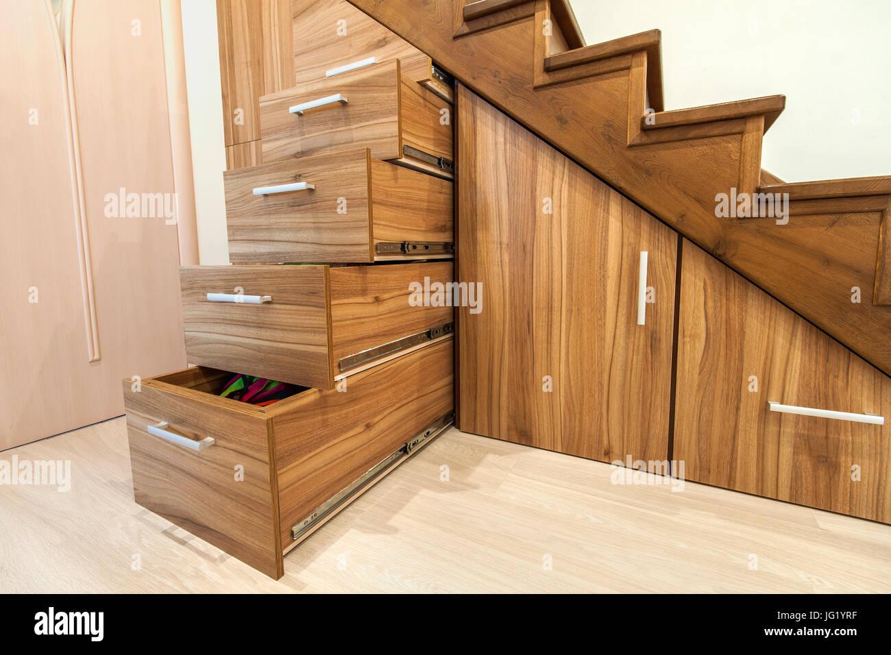 L Architecture Moderne De Luxe Avec Interieur Couloir Avec Escalier