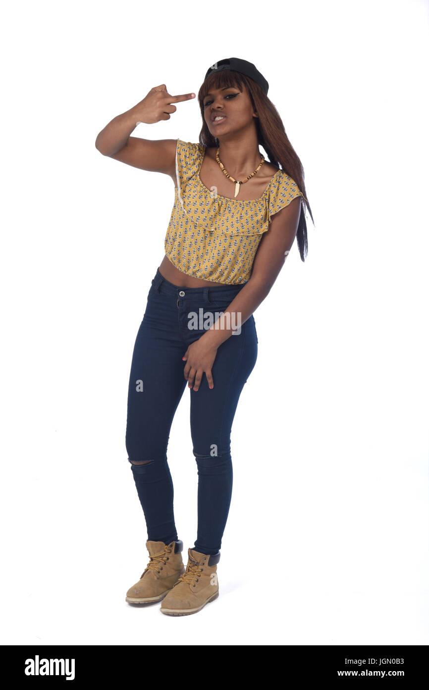Teen fille Photo Stock