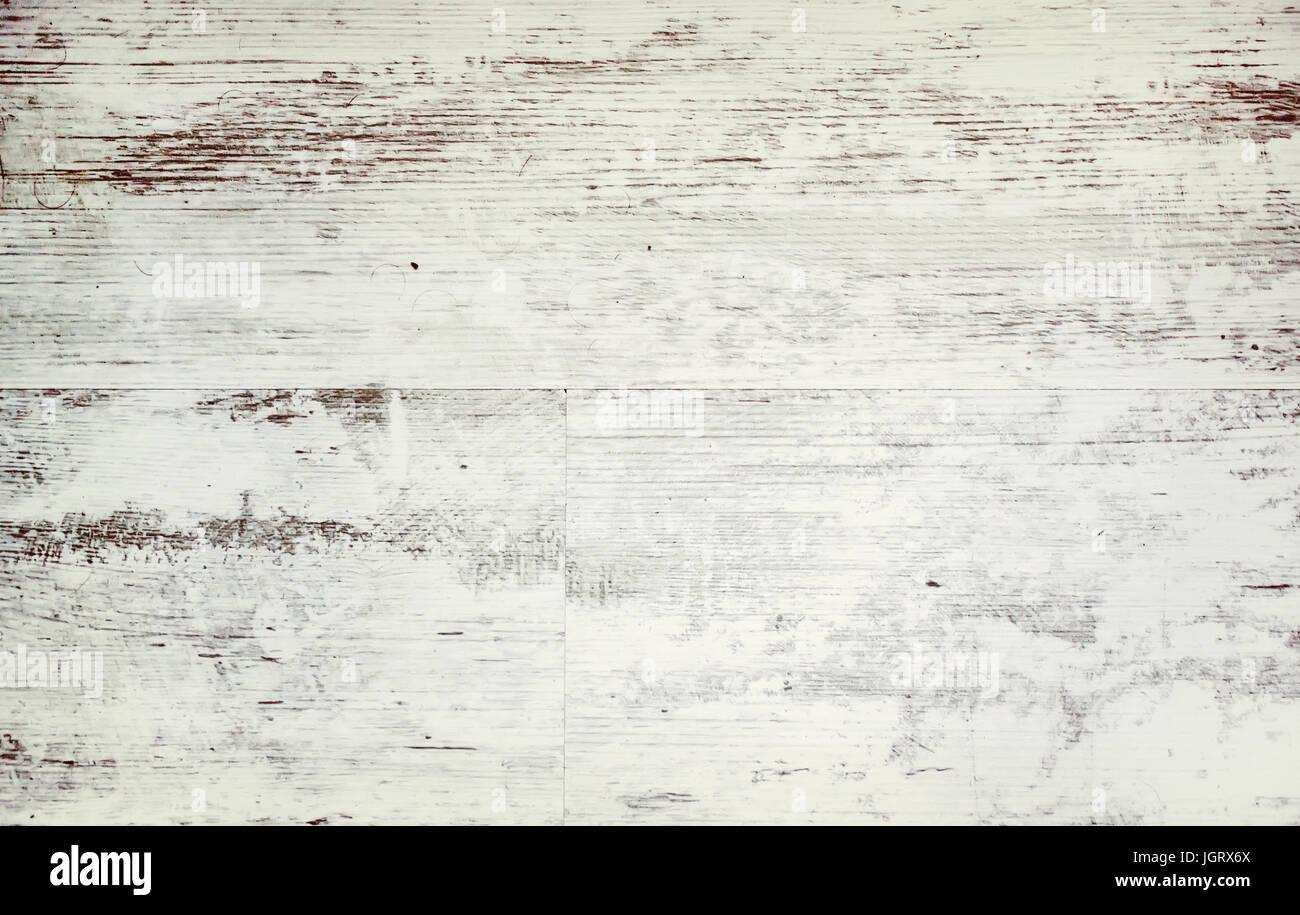 Texture Bois Blanc Plancher En Stratifi Blanc De Style Loft Prom