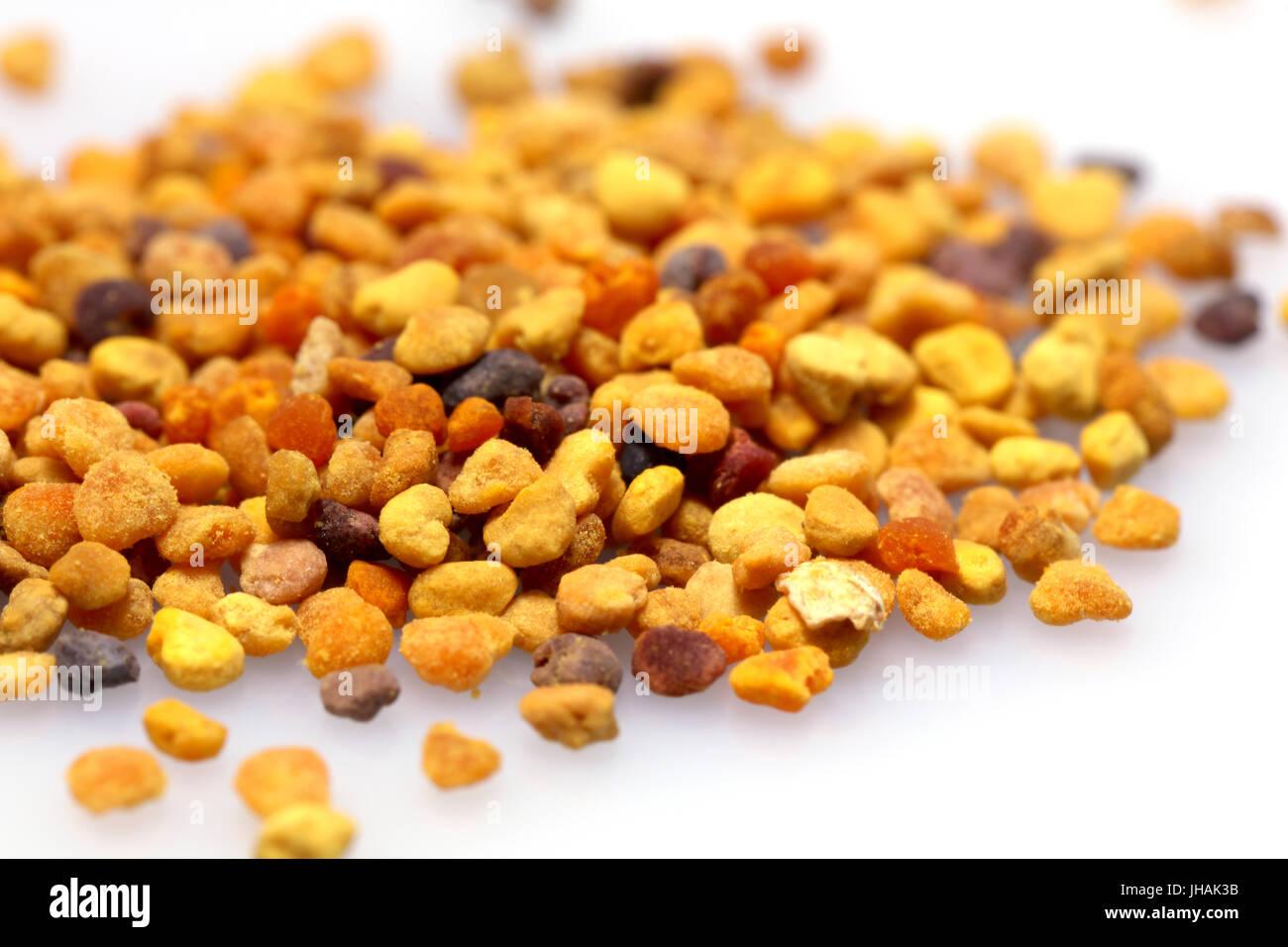 Pollen Photo Stock