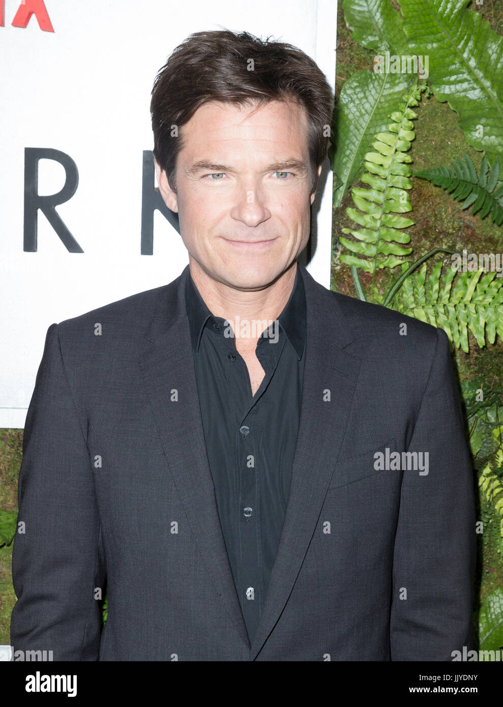 New York, États-Unis. 20 juillet, 2017. New York, NY USA - 20 juillet 2017 : Jason Bateman s'occupe Photo Stock