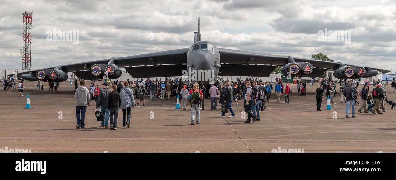 B-52H Stratofortress USAF Banque D'Images