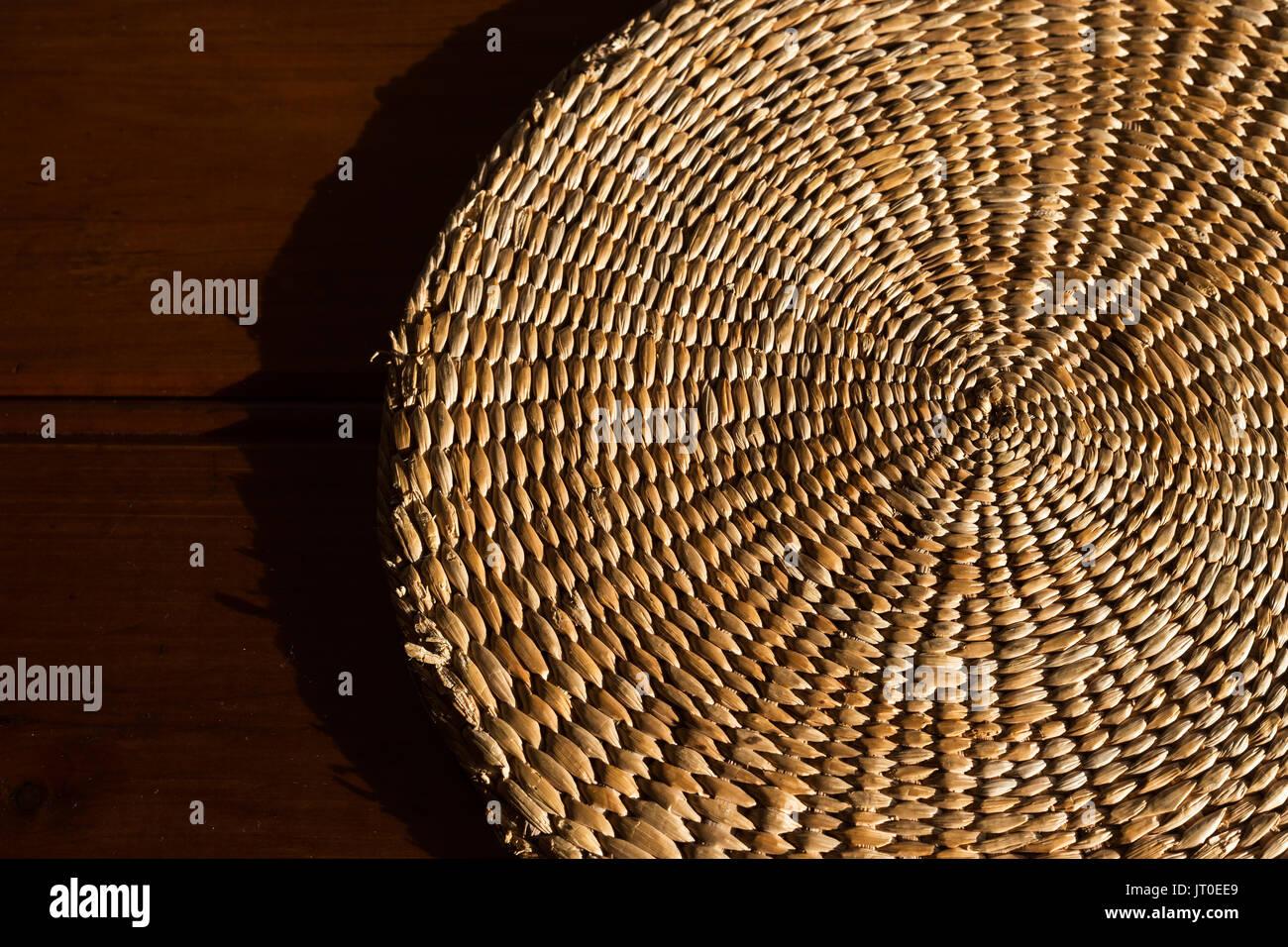 Wicker Mat Photos Wicker Mat Images Alamy