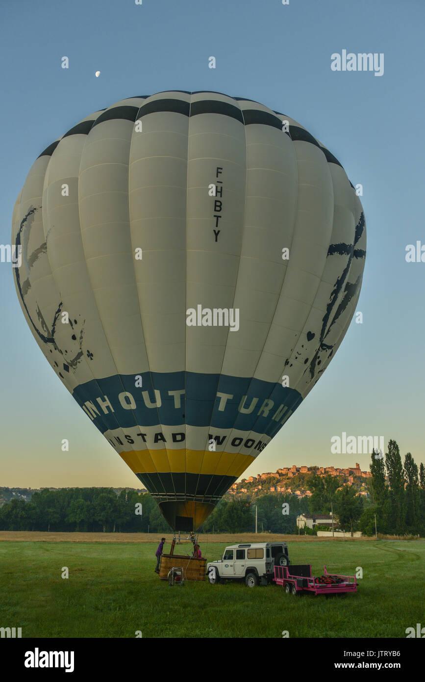 montgolfiere occitanie
